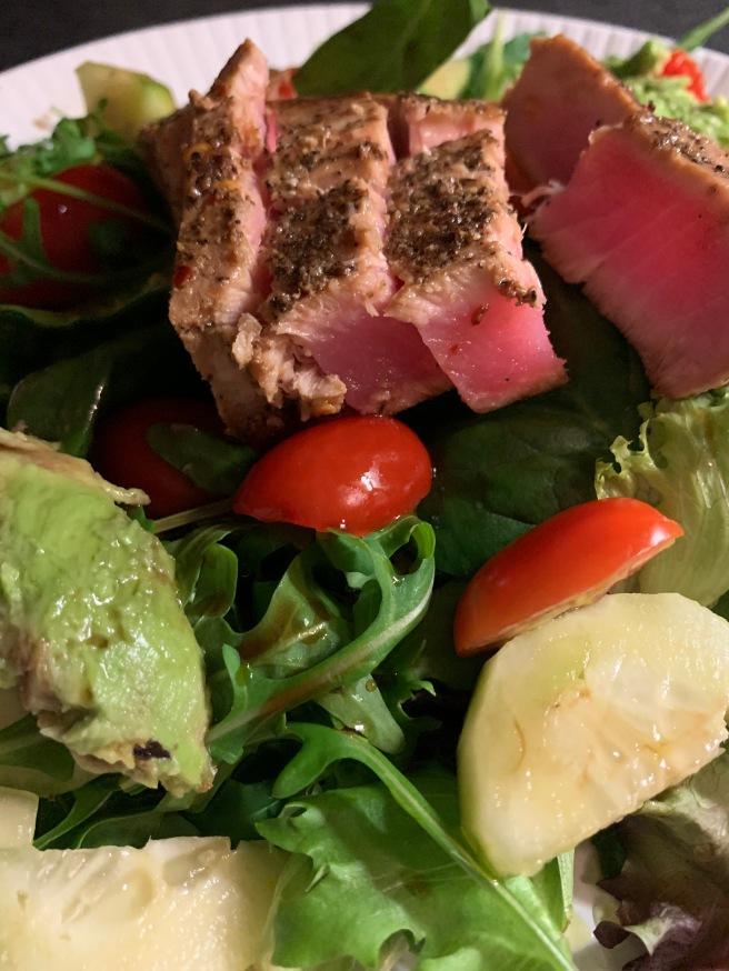 Tuna Steak 2